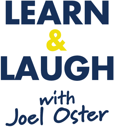 Learn & Laugh with Joel Oster